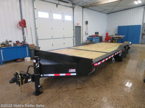 "New 2019 Midsota 102""X24' Tilt Trailer For Sale by Visto's Trailer Sales available in West Fargo, North Dakota"