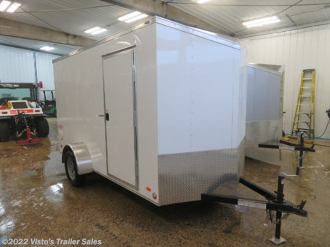 New 2019 Bravo Scout 6'X12' Enclosed Trailer For Sale by Visto's Trailer Sales available in West Fargo, North Dakota