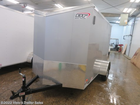 New 2019 Bravo Trailers Scout 6'X10' Enclosed Trailer For Sale by Visto's Trailer Sales available in West Fargo, North Dakota