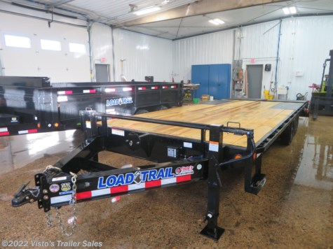 New 2019 Load Trail 102''X24 Deckover Trailer For Sale by Visto's Trailer Sales available in West Fargo, North Dakota