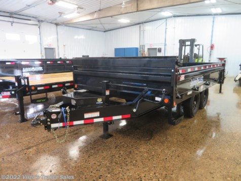 New 2019 Load Trail 96''X14' Dump Trailer For Sale by Visto's Trailer Sales available in West Fargo, North Dakota