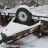 Used 2005 Load Trail 102''X26' Deckover Trailer For Sale by Visto's Trailer Sales available in West Fargo, North Dakota