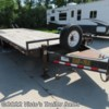 2005 Load Trail 102''X26' Deckover Trailer  - Flatbed/Flat Deck (Heavy Duty) Trailer Used  in West Fargo ND For Sale by Visto's Trailer Sales call 877-830-3966 today for more info.