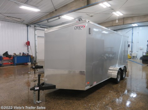 New 2019 Bravo Scout 7'X16' Enclosed Trailer For Sale by Visto's Trailer Sales available in West Fargo, North Dakota