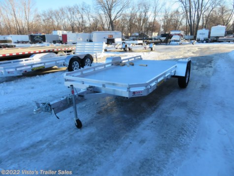 "New 2020 Aluma 7814S Tilt 78""X14' Utility Trailer For Sale by Visto's Trailer Sales available in West Fargo, North Dakota"
