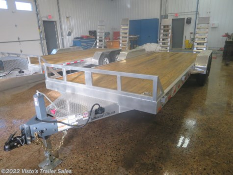 New 2019 Sundowner 80''X20' Equipment Trailer For Sale by Visto's Trailer Sales available in West Fargo, North Dakota