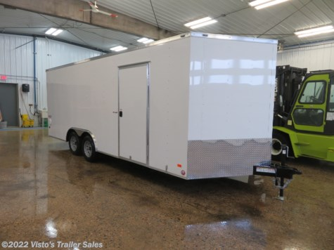 New 2020 Bravo Trailers 8.5'X20' Enclosed Trailer For Sale by Visto's Trailer Sales available in West Fargo, North Dakota