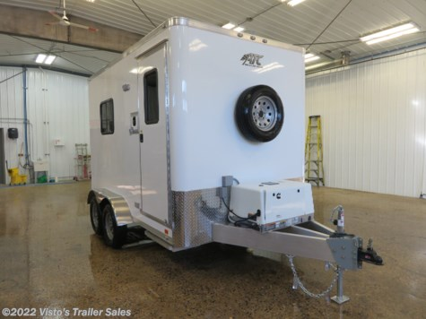 New 2019 ATC 7'X12' Fiber Trailer For Sale by Visto's Trailer Sales available in West Fargo, North Dakota