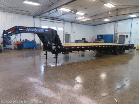 "New 2019 Load Trail Heavy Duty Gooseneck 102""x36' Equipment Trailer For Sale by Visto's Trailer Sales available in West Fargo, North Dakota"
