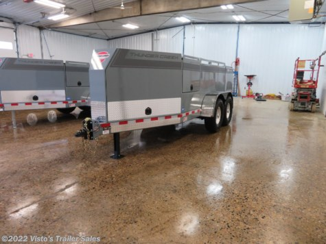 New 2019 Thunder Creek Equipment 990 Gallon Fuel Trailer For Sale by Visto's Trailer Sales available in West Fargo, North Dakota