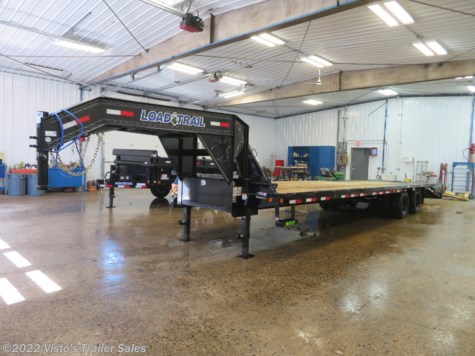 New 2019 Load Trail Heavy Duty Gooseneck 102''X32' Gooseneck Deckover For Sale by Visto's Trailer Sales available in West Fargo, North Dakota