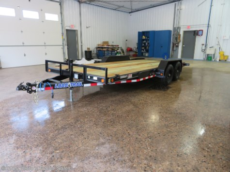 New 2019 Load Trail 83''X18' Equipment Trailer For Sale by Visto's Trailer Sales available in West Fargo, North Dakota