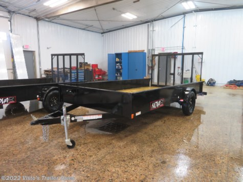 New 2019 Midsota 83''X14' Utility Trailer For Sale by Visto's Trailer Sales available in West Fargo, North Dakota