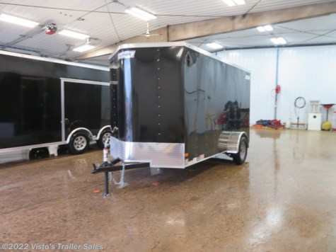 New 2019 Haulmark Passport 6'X12' Enclosed Trailer For Sale by Visto's Trailer Sales available in West Fargo, North Dakota