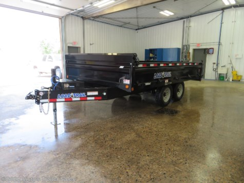 New 2019 Load Trail Dump Trailers 96''X14' Dump Trailer For Sale by Visto's Trailer Sales available in West Fargo, North Dakota