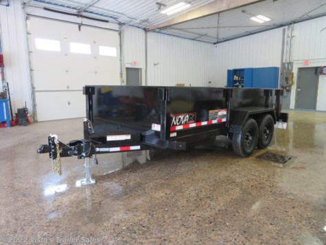 New 2019 Midsota 82''X14' Dump Trailer For Sale by Visto's Trailer Sales available in West Fargo, North Dakota