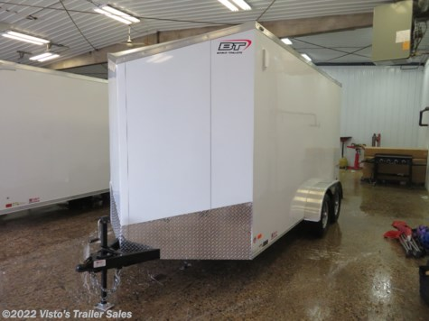 New 2020 Bravo Trailers Scout 7'X14' Enclosed Trailer For Sale by Visto's Trailer Sales available in West Fargo, North Dakota