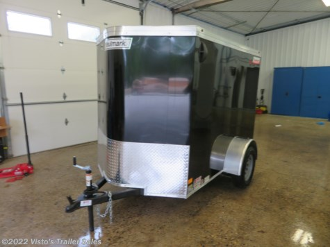 New 2019 Haulmark 5'X8' Enclosed Trailer For Sale by Visto's Trailer Sales available in West Fargo, North Dakota