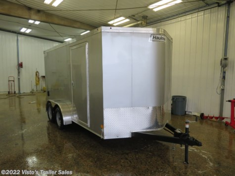 New 2019 Haulmark 7'X14' Enclosed Trailer For Sale by Visto's Trailer Sales available in West Fargo, North Dakota