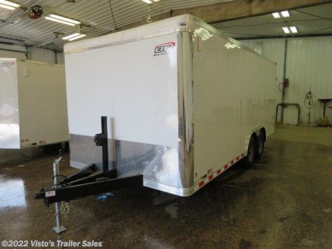 New 2020 Bravo 8.5'X18' Enclosed Trailer For Sale by Visto's Trailer Sales available in West Fargo, North Dakota