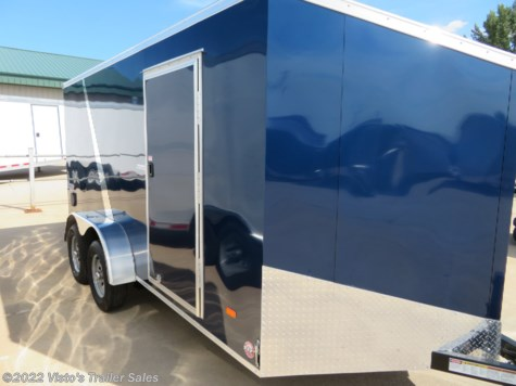New 2019 Bravo 7X14 Enclose Trailer For Sale by Visto's Trailer Sales available in West Fargo, North Dakota