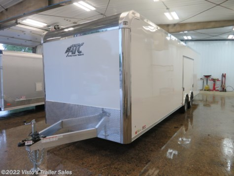 New 2020 ATC 8.5'X28' Enclosed Trailer For Sale by Visto's Trailer Sales available in West Fargo, North Dakota