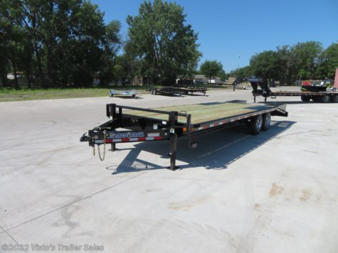"New 2019 Load Trail 102""X25' Deckover Trailer For Sale by Visto's Trailer Sales available in West Fargo, North Dakota"