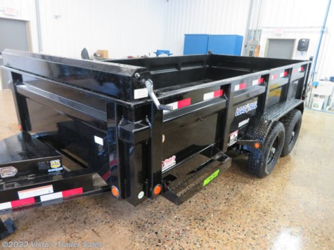 "New 2020 Load Trail 83""X14' Dump Trailer For Sale by Visto's Trailer Sales available in West Fargo, North Dakota"