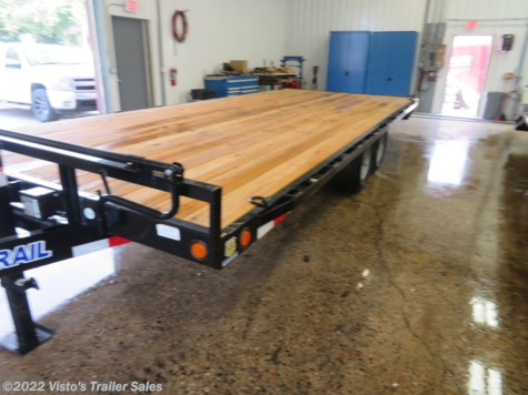 New 2019 Load Trail 102''X20' Deckover Trailer For Sale by Visto's Trailer Sales available in West Fargo, North Dakota