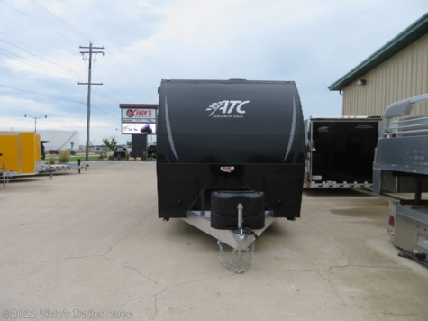 New 2020 ATC 8.5'X20' Enclosed Trailer For Sale by Visto's Trailer Sales available in West Fargo, North Dakota