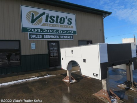 "New 2018 CM Trailers 98""x78\"" Service Body For Sale by Visto's Trailer Sales available in West Fargo, North Dakota"