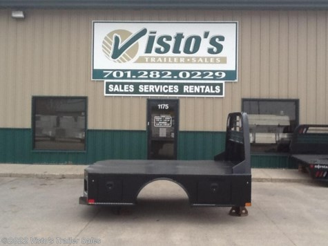 "New 2018 CM Trailers 8'6""x97\"" Truck Bed For Sale by Visto's Trailer Sales available in West Fargo, North Dakota"