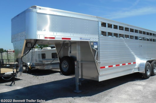 Livestock Trailer - 2020 EBY 20' GN Mav available New in Salem, OH