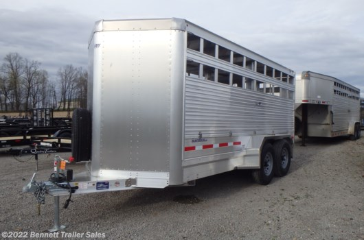 Livestock Trailer - 2020 EBY 16' BP LS MAV available New in Salem, OH