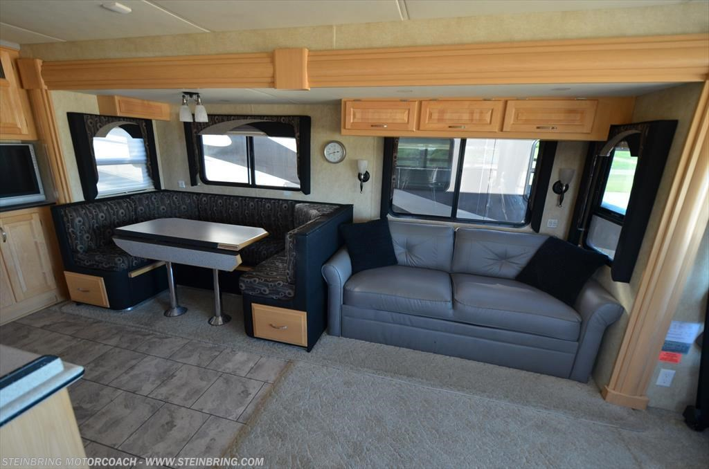 2007 Newmar Rv All Star 4154 Mid Engine Bunk Beds Sold For