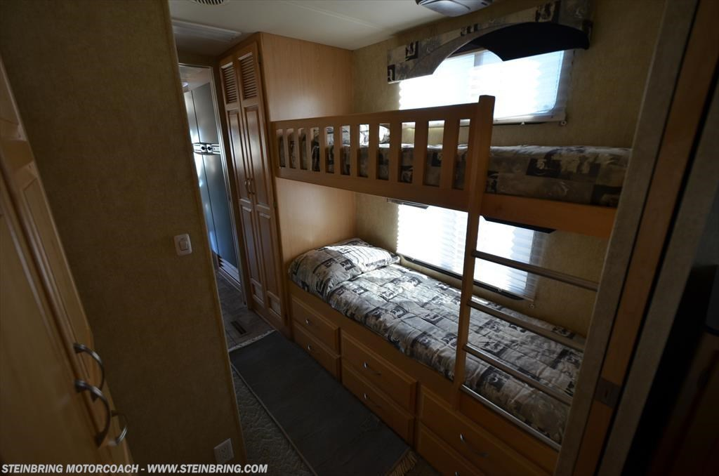 2007 Newmar All Star 4154 Mid Engine Bunk Beds Sold
