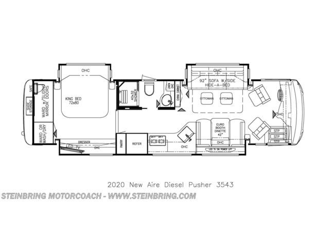 Newmar RVs for Sale   Garfield, MN   Steinbring Motorcoach on