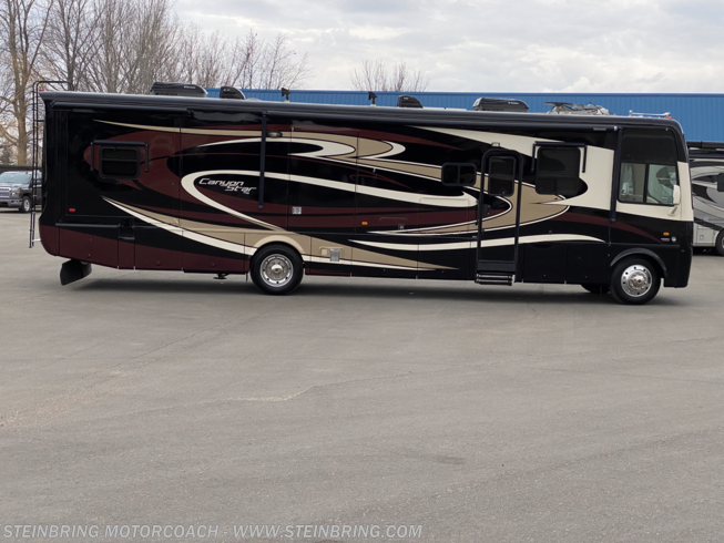 2013 Canyon Star 3911 WHEELCHAIR ACCESSIBLE WITH 3 POWER SLIDEOUTS by Newmar from Steinbring Motorcoach in Garfield, Minnesota