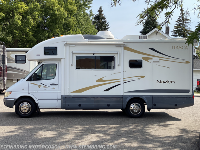 2007 Itasca Navion 23H SOLD - Used Class C For Sale by Steinbring Motorcoach in Garfield, Minnesota