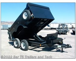 #TBD 1584k - 2017 Mirage MUDT714TA5 7x14 Tdm Dump BP Trailer
