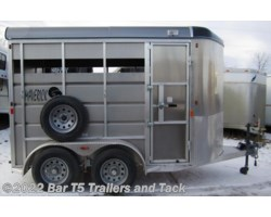 #TBS 262c - 2017 Royal T Trailers Maverick Lite 12' Stock Bumper Pull