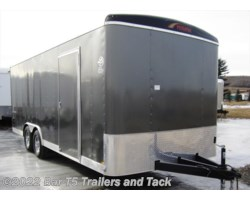 #TBC 1520j - 2016 Mirage Xcalibur 8.5x20 Enclosed Car Hauler Bumper Pull