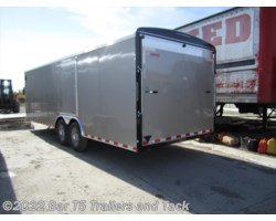 #TBC 1552j - 2017 Mirage Xcel MXL8.524TA4 8.5x24 Enclosed Car Hauler 12000#GVWR