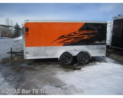 #TBC 1501k - 2017 Mirage Xecutive Moto Hauler MXM714TA2 Tandem Enclosed Motorcycle Bumper Pull