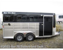 #TBH 279c - 2018 Royal T Trailers Maverick Lite DX WARMBLOOD 3 Horse Angle Haul Bumper Pull