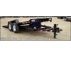 "#TBF 322a - 2017 C&B 18' HD Car Trailer Tilt Deck 80""wide"