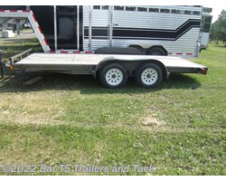 #TBF 1286u - 2011 Innovative Trailer ITM Econo 16' Car Trailer Flatdeck
