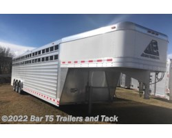 #TGS 2060 - 2018 Elite Trailers 8' x 30' Stock Gooseneck