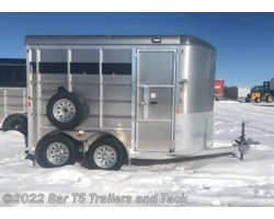 #TBS 286d - 2018 Royal T Trailers Maverick Lite 12' Stock Bumper Pull