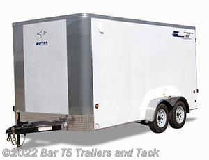 2018 Southland Royal Lightning 7x14 Tandem Cargo Trailer